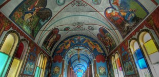 Painted Church