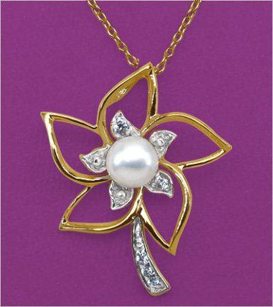 Beautiful Pearl Pendant