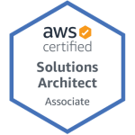AWS Cloud Solutions Architect Associates Badge