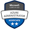 Azure Administrator Associate Badge