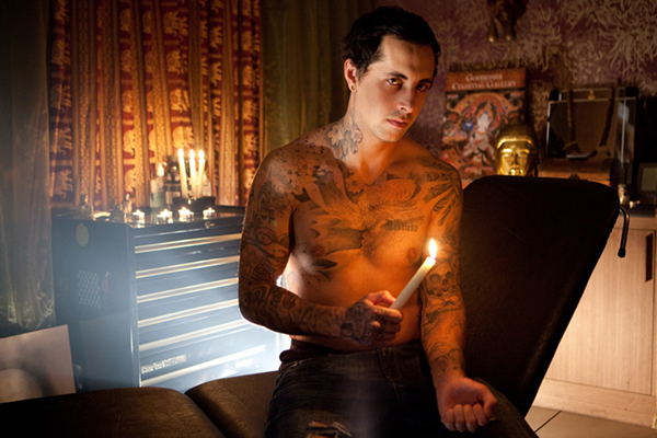 Tattoo Artist by John Hicks