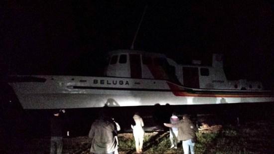 BELUGA - a Greenpeace kiselejtezett hajója