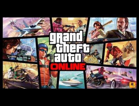 GTA V Online - Artwork