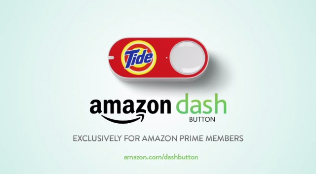Amazon Dash Button (real or?)