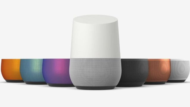 Google Home (Made By Google)