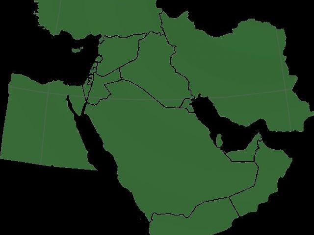 Quanto mais discretos formos com o Oriente Médio, melhor!