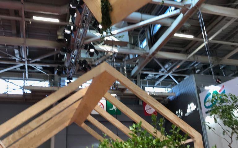 Airbnb no Salão Internacional de Agricultura em Paris