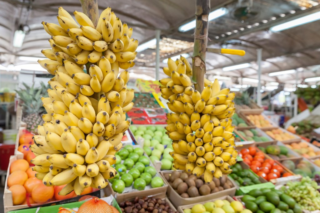 Banana in Farmer's Market