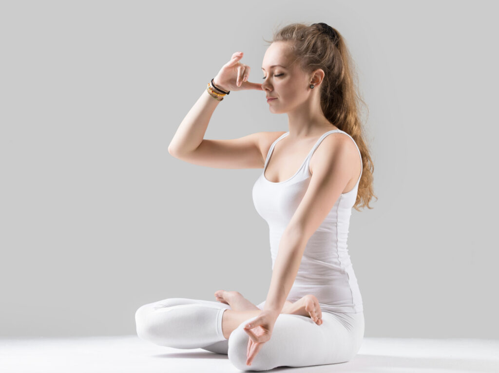 Alternate Nostril Breathing for overall wellbeing