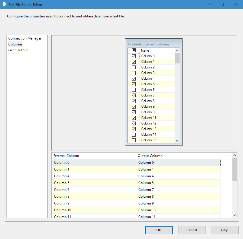 Importing Cisco Call Data into SQL Server with SSIS – Jeff Pries