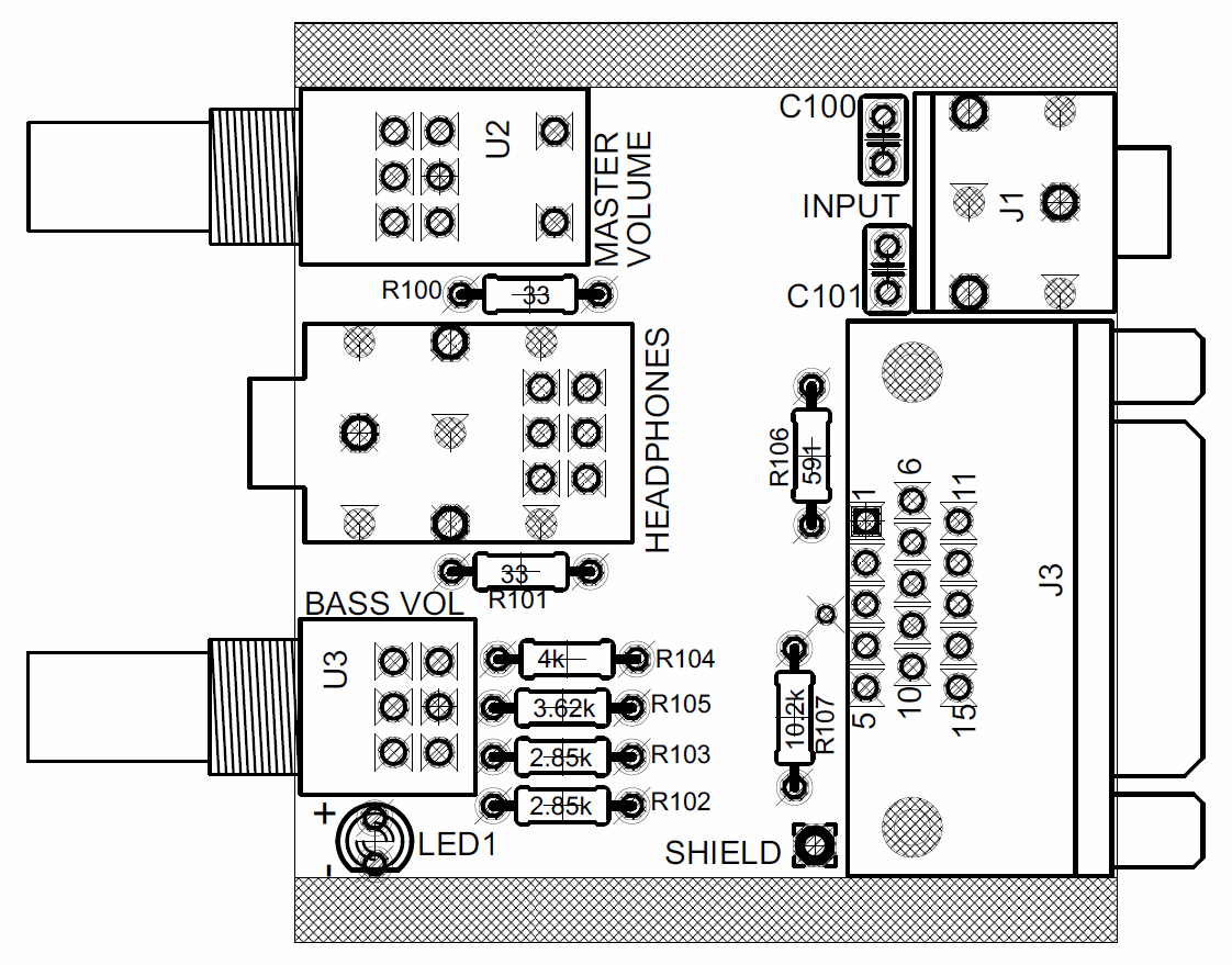 Logitech Z313 Wiring Diagram Wiring Diagram