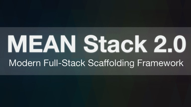 MEAN Stack 2