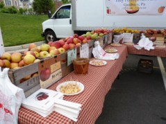 JS Realty Farmers Market Produce