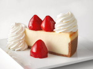 JS Realty cheesecake
