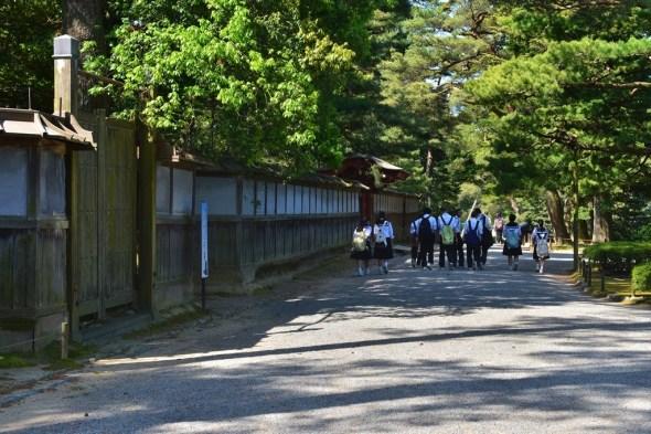 Kanazawa Kenrokuen Seisenkaku (2)