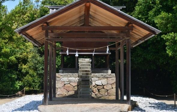 Naoshima Go'o Shrine