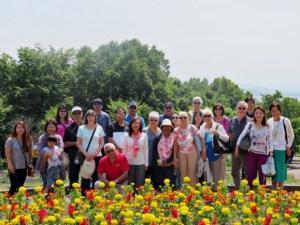 Escorted tour from Honolulu Hokkaido Lavender Tour
