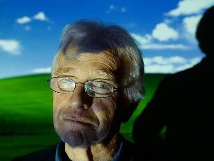 Charles O`Rear - A História por trás do Windows XP Sistema Operacional