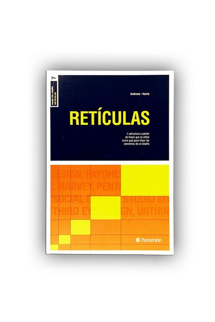 Reticles HARRIS Paul AMBROSE Gavin Reticles Basis del Disseny portada