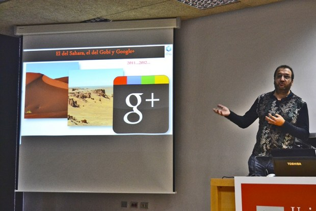 IDay Alicante Google+ Tips