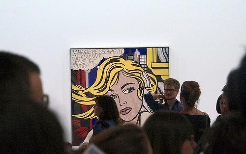 Roy Litchenstein y el Pop Art