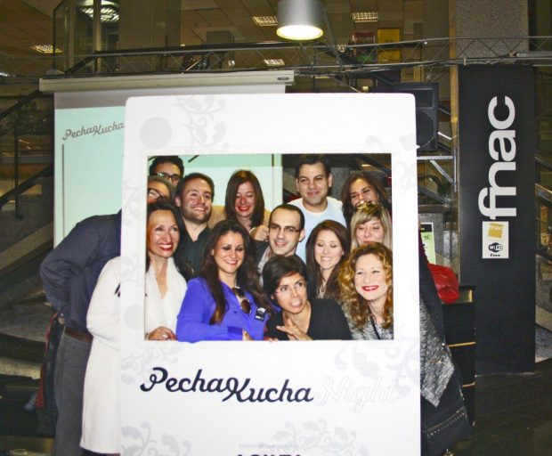 Juanjook and ACREA in Pecha Kucha Night vol. 5