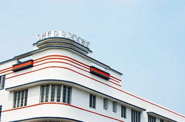 The best Art Deco in Miami Ocean Drive