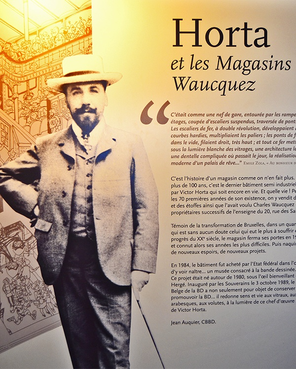 Víctor Horta padre del Art Nouveau en Bélgica