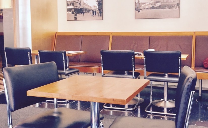 Cafe Lasipalatsi (3. kerta)