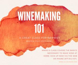 winemaking 101