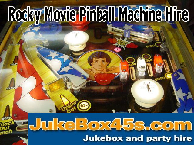 rocky-movie-theme-pinball-machine-hire-uk-party