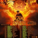 12th Planet tour dates 2016
