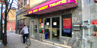 Good Good Comedy Theatre