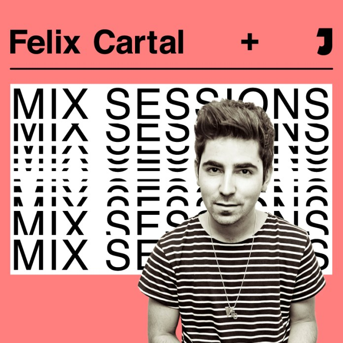 Felix Cartal Jukely Mix Sessions