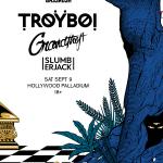 TroyBoi show poster