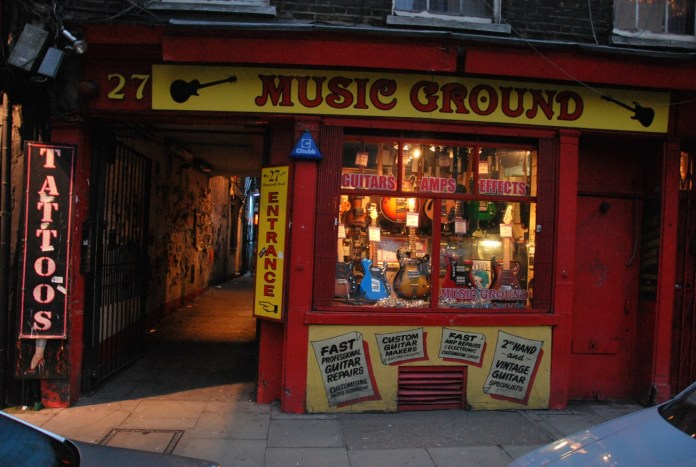 London live music capital