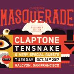 Claptone masquerade halcyon sf