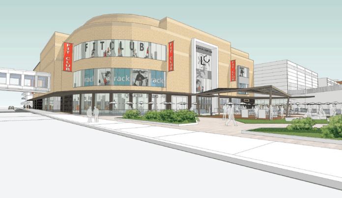 rose city music hall sketch