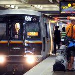 atlanta traffic marta train