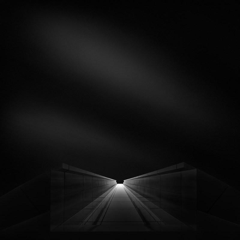 Ode to Black (Black Hope) IV - Shadow Black © Julia Anna Gospodarou 2013 - Image Vision and Realization Ode to Black IV