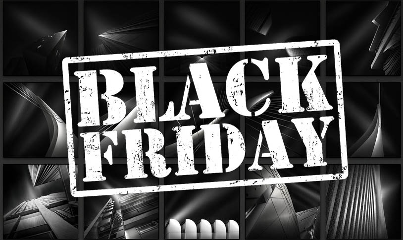 BLACK FRIDAY CYBER MONDAY 2016