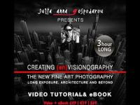 Long Exposure | Architecture | Fine Art - Video Tutorial & NEW eBook - Creating (en)Visionography