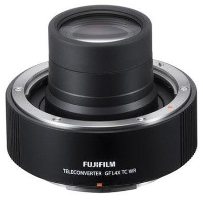 Fujifilm FX 50 s FUJINON GF 1.4X TC WR Teleconverter for FUJINON GF 250 MM F4 R LM OIS WR