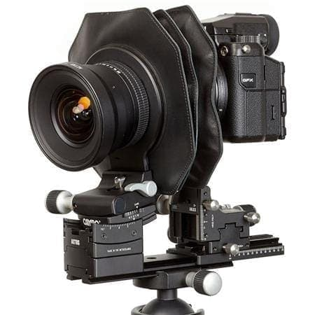 Fujifilm GFX 50S bayonet mount adapter
