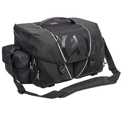 Tamrac Stratus 21 Large Professional Shoulder Bag (Large bag solution) - best for static/city use, not ideal for hiking/extensive walking but spacious and handy