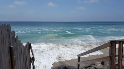 La plage d'Oceanside