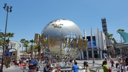 Le fameux globe, vu de plus près