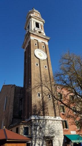 L'église Santi Apostoli