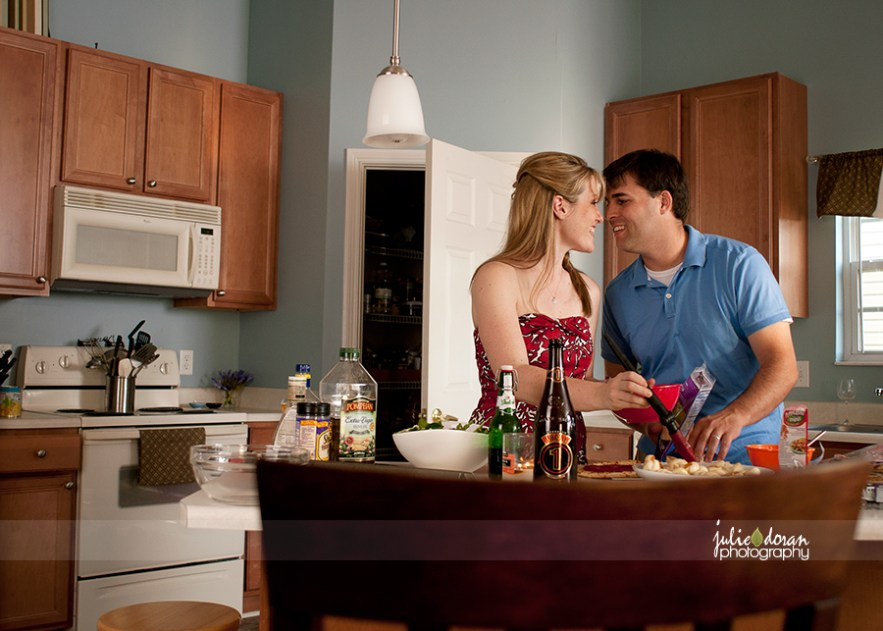 """""""kitchen kiss"""""""