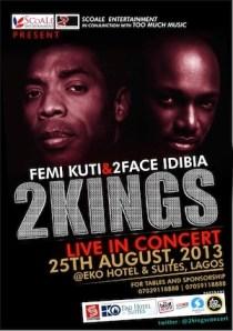 2 kings concert
